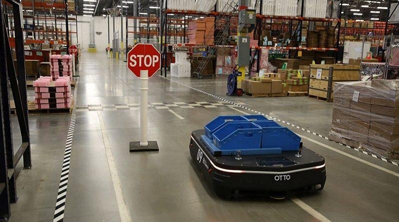OTTO Motors robot