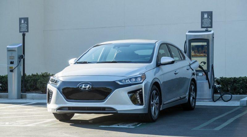 Hyundai Ioniq EV Corea