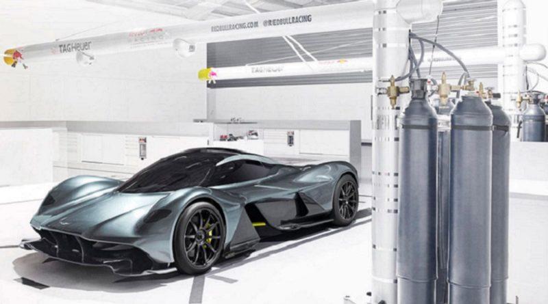 L'Aston Martin batterà in velocità anche i gattopardi
