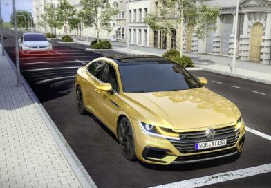 Sulla Volkswagen Arteon guida autonoma a piccole dosi