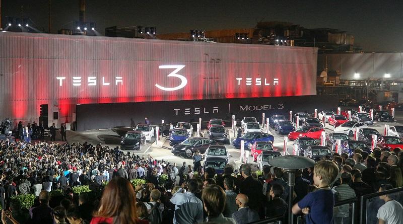 conference call secondo trimestre 2017 Tesla