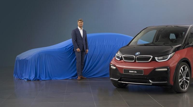 BMW porta a Francoforte l'anteprima i5