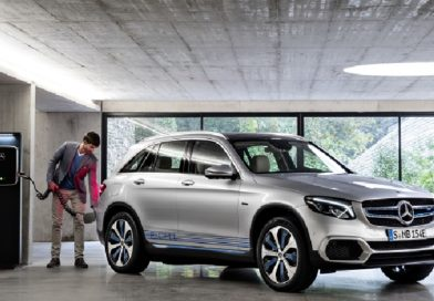 Mercedes-Benz GLC F-Cell salone Francoforte