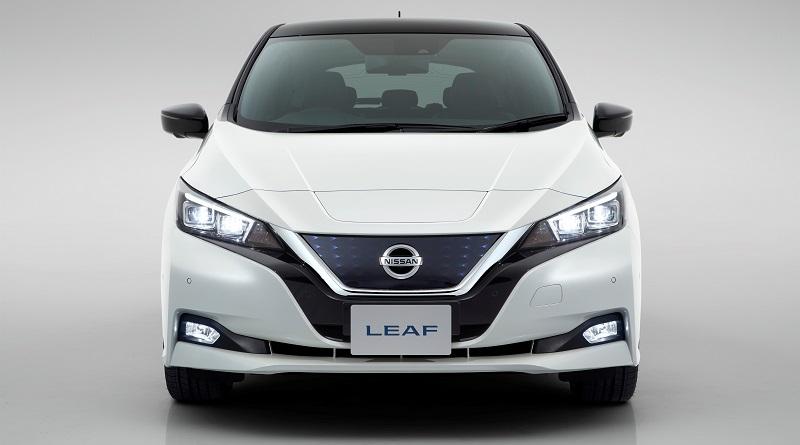 lancio nuova Nissan Leaf 40 kWh