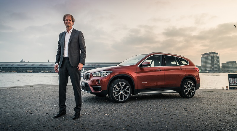 startup challenge BMW LeydenJar Technologies BV