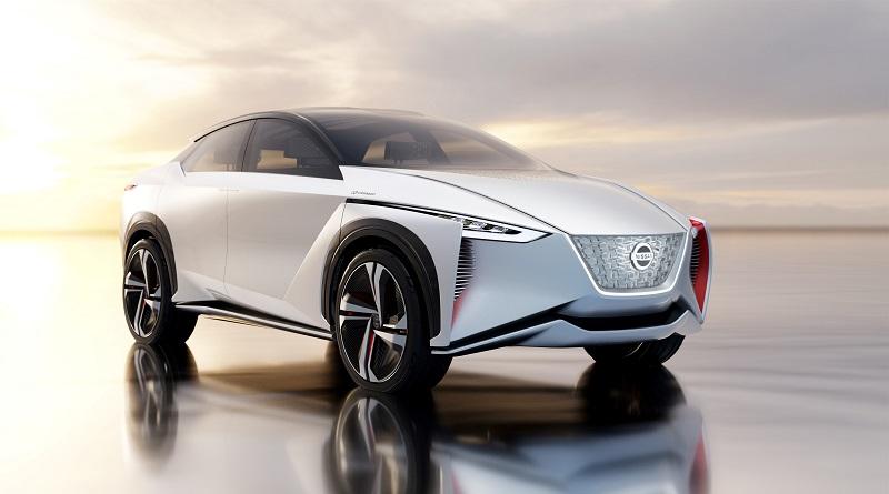 salone di Tokyo 2017 concept Nissan iMX