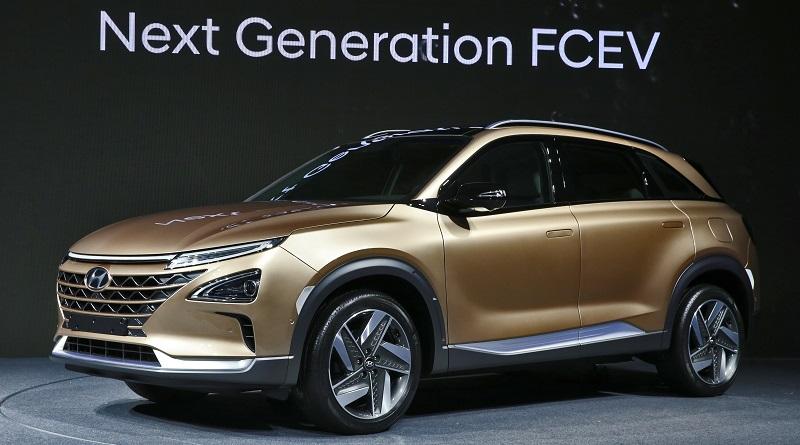 conferma interesse di Sergio Marchionne per Hyundai sull'idrogeno
