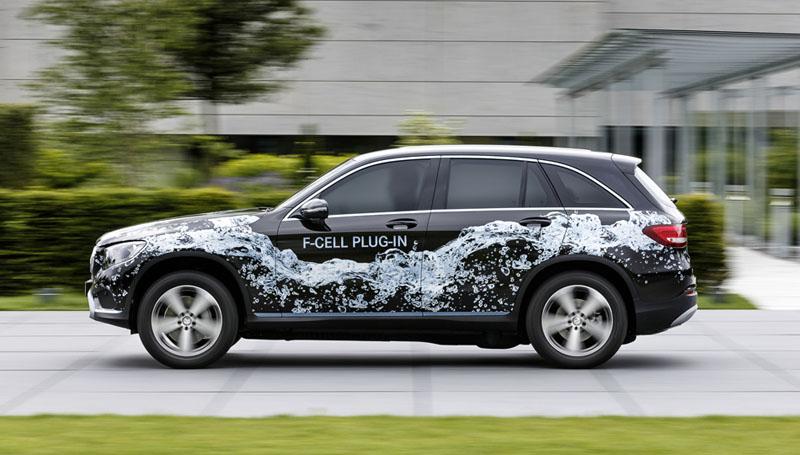 La CLF FLC presentata al TecDay Mercedes-Benz (Credito Daimler-Benz media website)