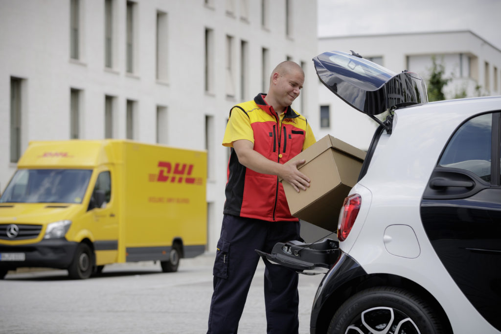 smart dhl consegne