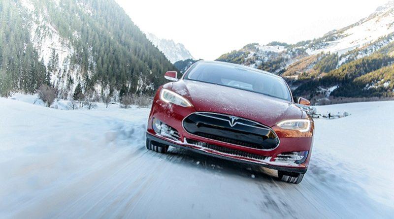 Gelata su consegne e produzione di Tesla Motors