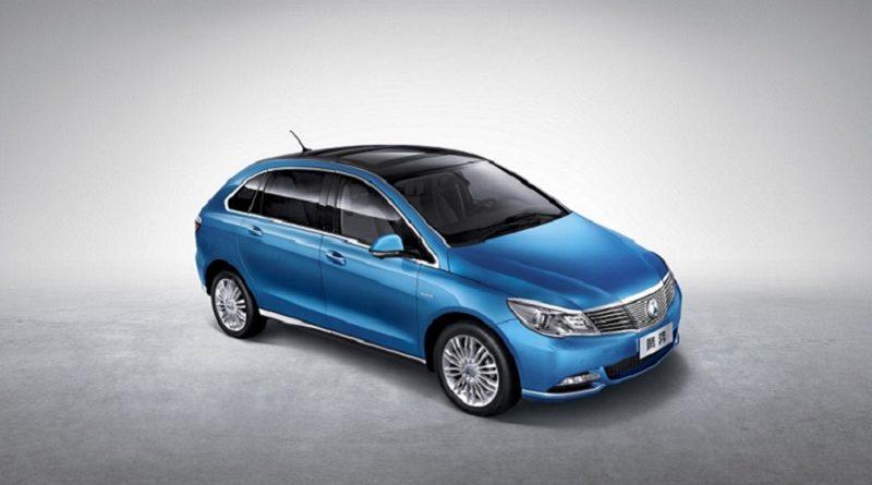 Denza BYD Daimler-Benz Cina