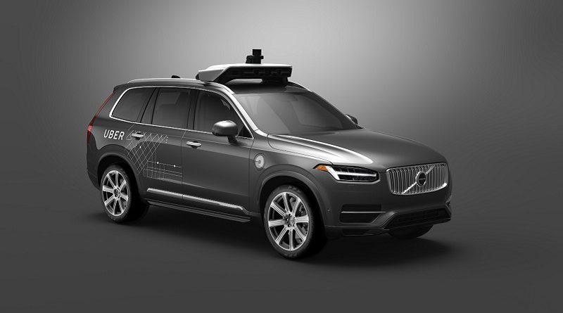 Uber Volvo Cars Pittsburgh