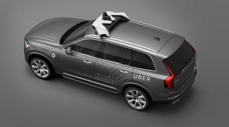 Volvo Cars Uber
