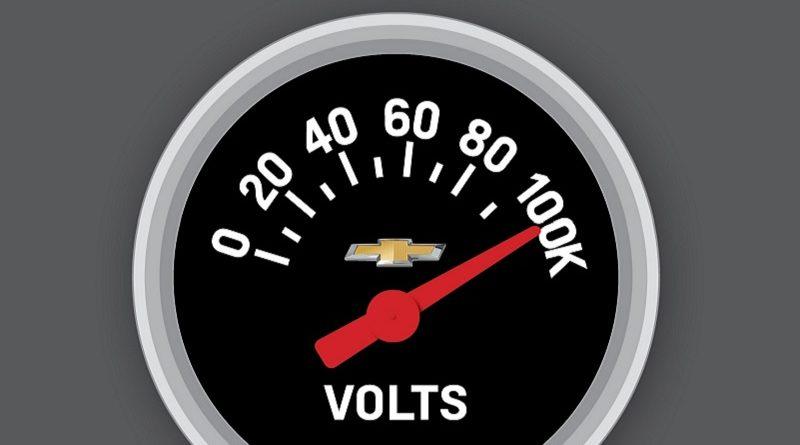 100.000 Chevrolet Volt