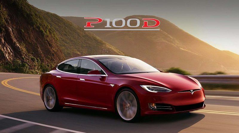 Tesla P100D Ludicrous Mode