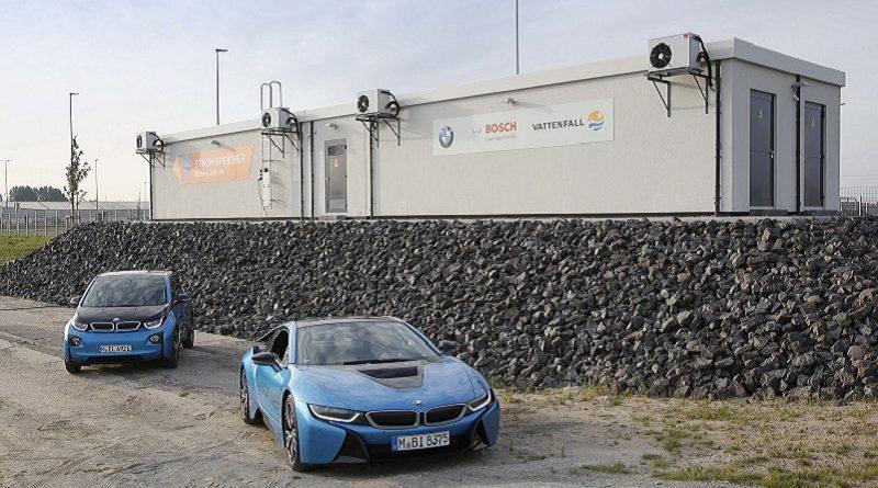 Bosch Vattenfels BMW Amburgo
