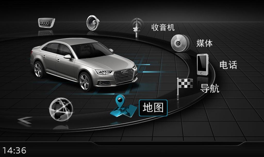 Audi Cina globalization