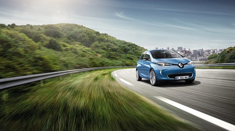 Renault Zoe ZE-40 Parigi