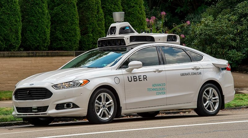 Pittsburgh Obama self-driving car