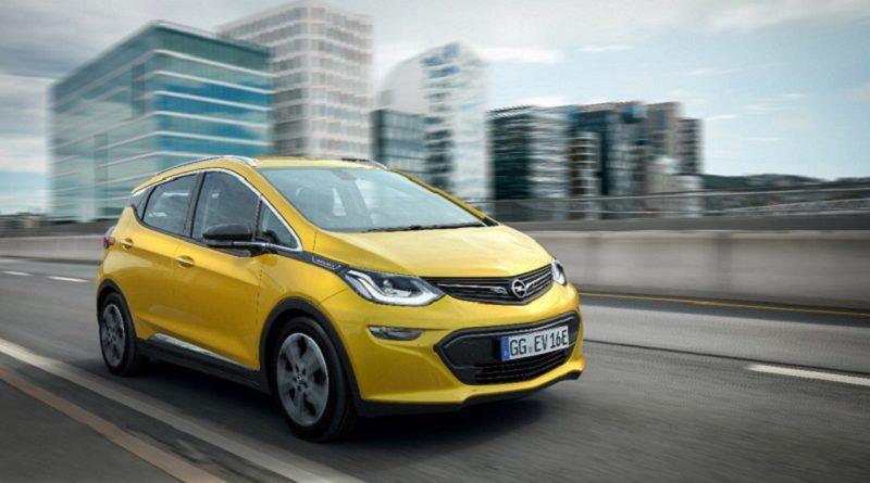 Opel Ampera-e record autonomia