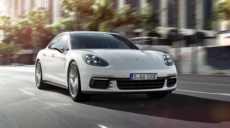 Porsche Panamera Parigi