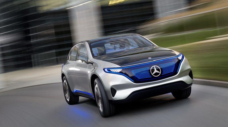 SUV EQ Mercedes-Benz Brema