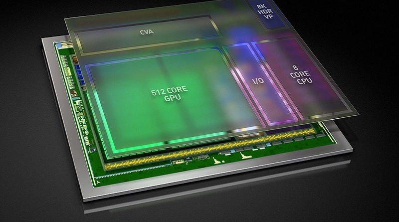 Nvidia Xavier GPU Technology Conference
