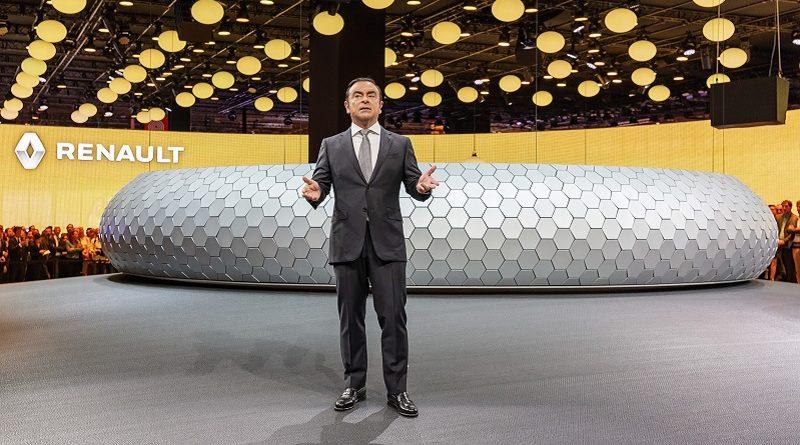 Renault Nissan Dacia Carlos Ghosn