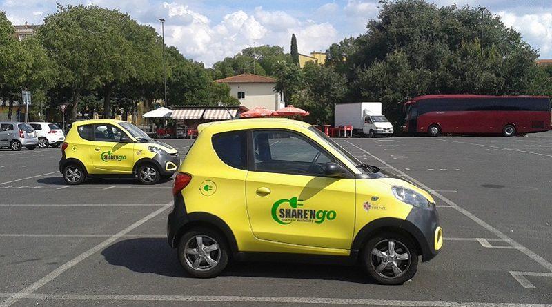 città car sharing