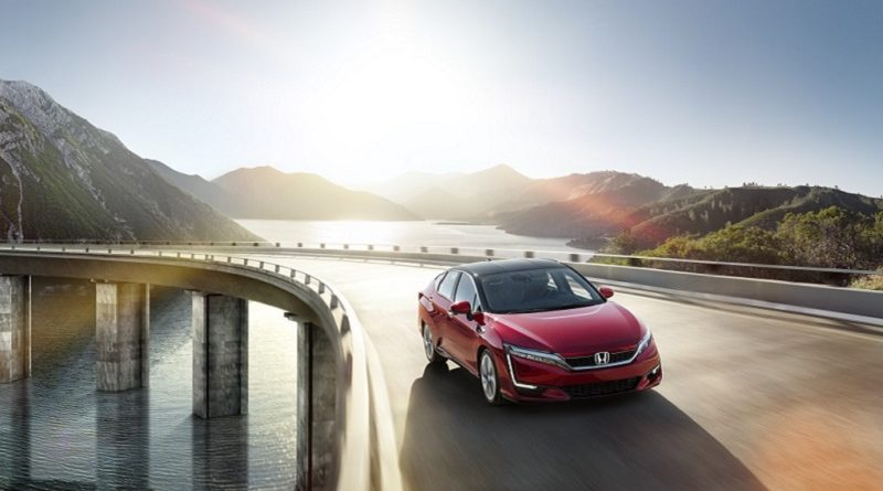 Leasing Honda Clarity Fuel Cell