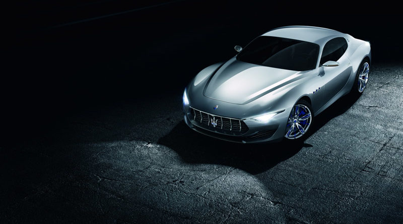 Maserati Alfieri concept car Ginevra