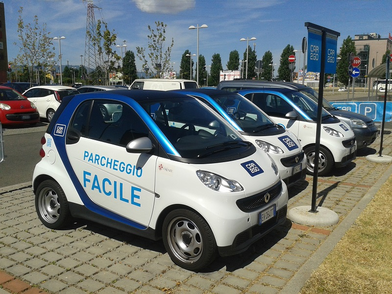 car2go car sharing daimler