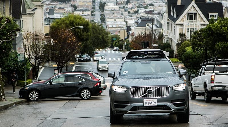 San Francisco Uber perdite 2016