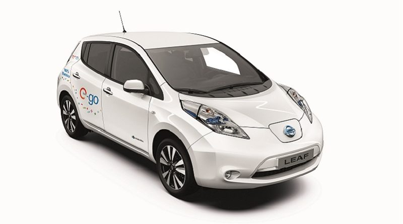 Nissan Leaf Alleanza low-cost