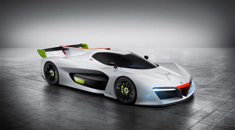 H2 Speed Pininfarina Mahindra