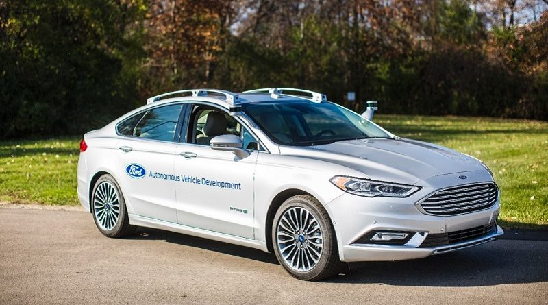 Ford Fusion Hybrid CES Chris Brewer