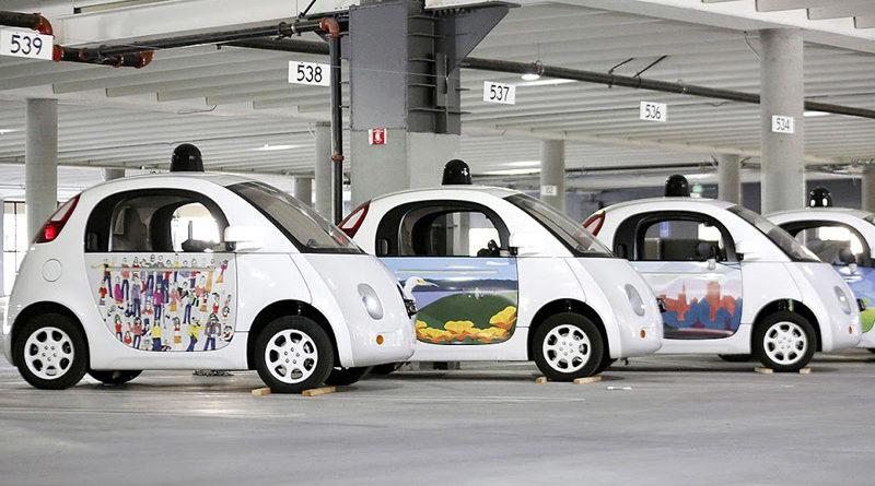 Waymo Alphabet Google car John Krafcik