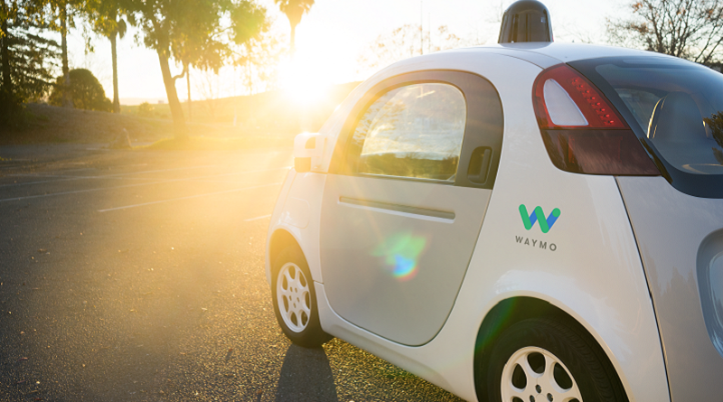 Waymo Alphabet Google Car ride sharing
