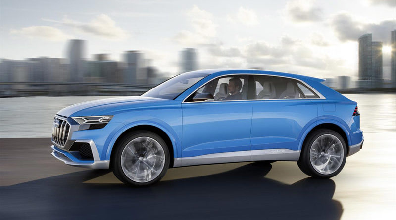 Audi Q8 Concept NAIAS 2017