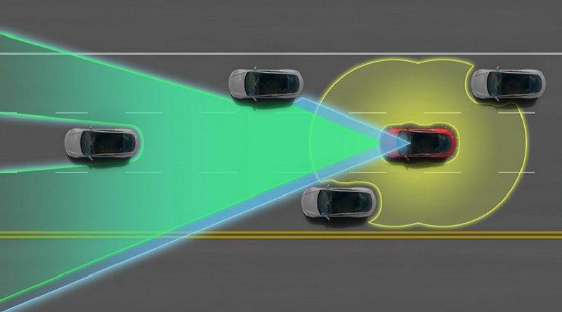 Tesla Autopilot Enhanced Update
