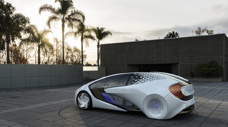 Toyota Concept-i UX user experience