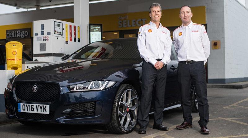 pagamenti auto Jaguar Shell