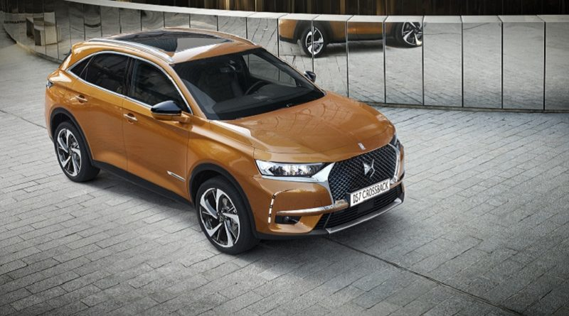 DS 7 Crossback Ginevra 2017