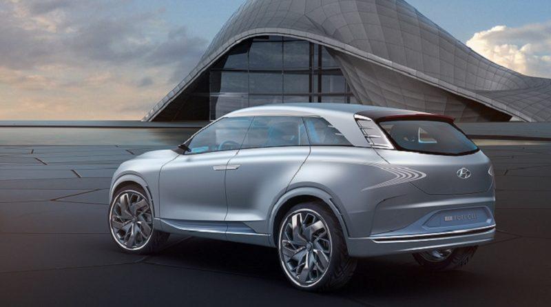 Hyundai FE Concept Ginevra