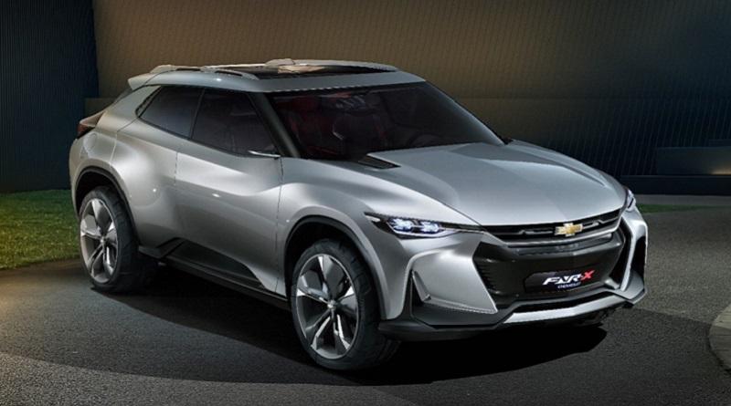 Chevrolet FNR-X Shanghai Matt Tsien GM China