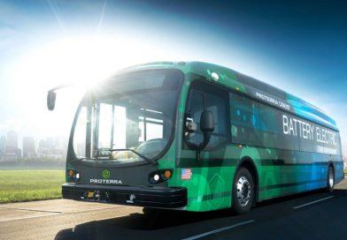 Il gruppo Daimler investe in Proterra, leader americano degli autobus elettrici