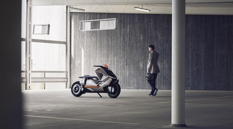villa d'este bmw concept link scooter maggiordomo