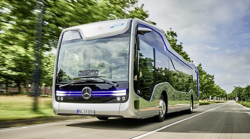 autobus citaro elettrico 2018
