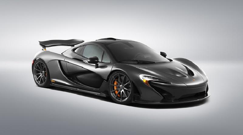 record Nürburgring McLaren ibrida Lanzante Motorsport