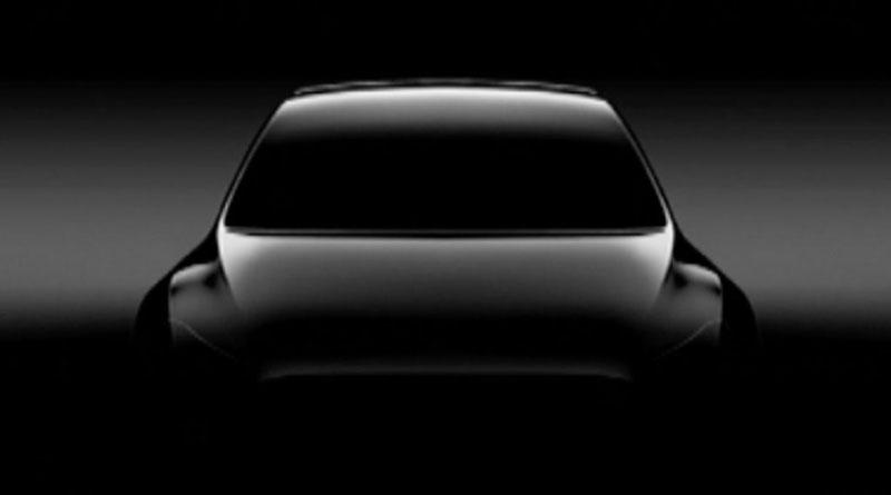 pronto nel 2019 Model Y SUV medio Tesla